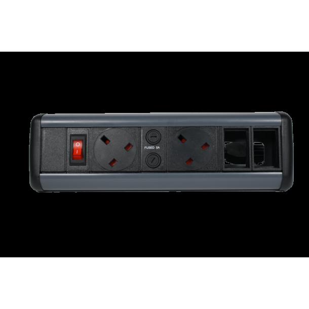 Desktop Power Unit - Accepts LJ6C Modules