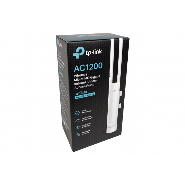 TP-Link EAP225-Outdoor IP65 Weatherproof Access Point